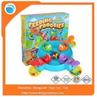 China Hot Sale Feeding Froggies Game Toy wholesale