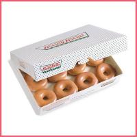 China Paper Donut Packaging Box wholesale