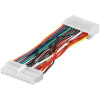 China 20 Pin ATX Power Supply to 24 Pin Motherboard Adapter CableSpecifications on sale