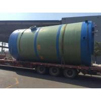 China Integral prefabricated pumping station wholesale