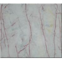 Chinese Marble Red-Grey Cream