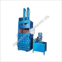 China Double Cylinder Vertical Plastic Baler wholesale