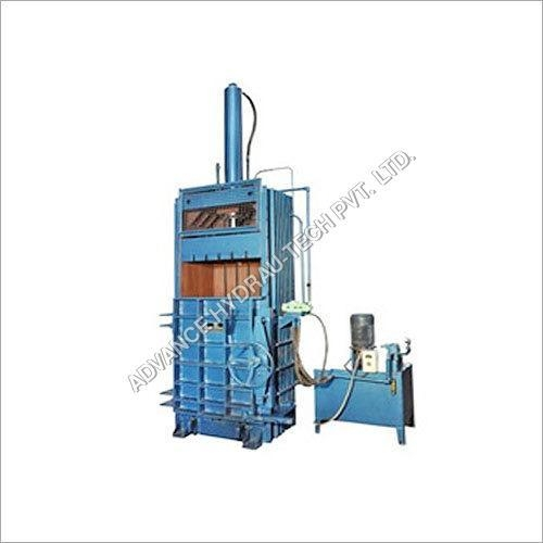 Quality Single Cylinder Vertical Paper Baler for sale