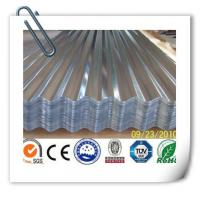 China corrugated metal roofing panels on sale