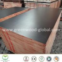 China 3mm / 30mm Fancy Film Faced Marine Plywood Sheet wholesale