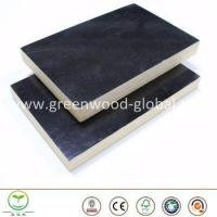 China 3mm / 30mm 4x8 Film Faced Marine Plywood Sheet wholesale