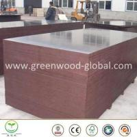 China 3mm / 30mm Film Faced Shuttering Marine Plywood Sheet wholesale