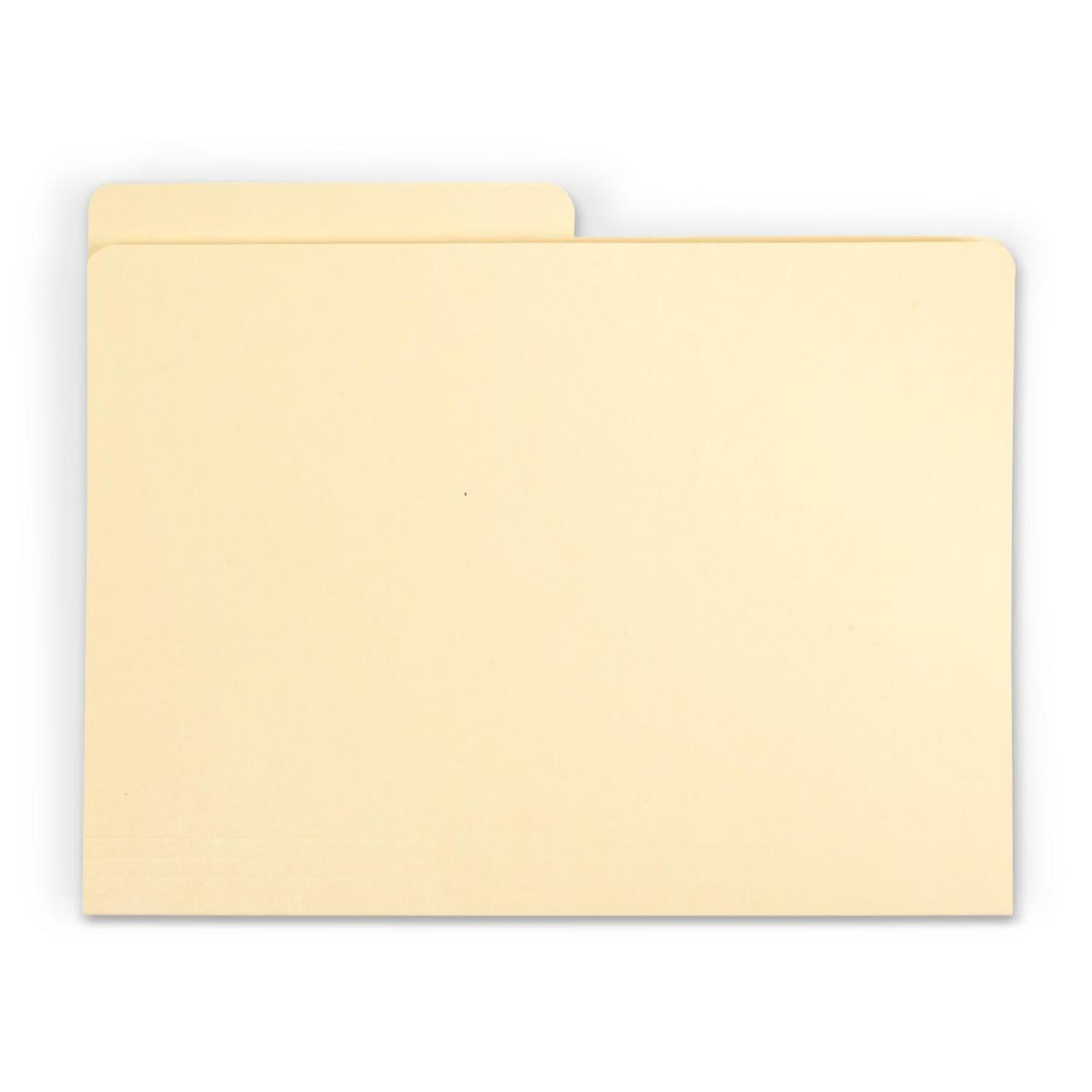 China Gaylord Archival Classic Half-Cut Tab Legal Size File Folders (100-Pack) wholesale