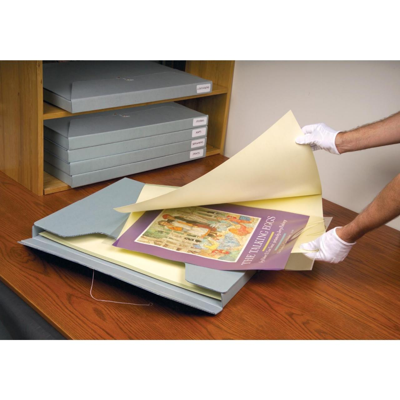 China Oversize File Folders for Ackley Filing System (5-Pack) wholesale