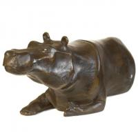 China Hippo Sculpture wholesale