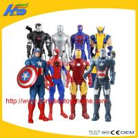 China action figures New product marvel the avenger toys plastic action figures wholesale