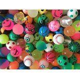 China bouncy balls for sale 27mm Rubber Bouncing Balls Toy for Vending Machine wholesale