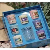 China update Yankee candle boxes design wholesale