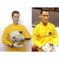 China Goalkeeper Action figures collection, custom action figures, dolls, toys company wholesale