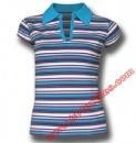 Quality Apparel / Garments women's polo shirt for sale