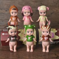 China 6pcs Sonny Angel Valentine's Day Series Mini Action Figures Doll Kids Child Toy $24.95 wholesale