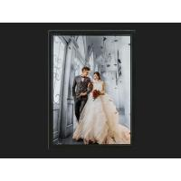 Buy cheap 3D Lenticular portrait in wedding photo from wholesalers