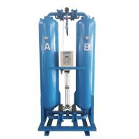 Buy cheap Stationary air compressor Heatless Purge Desiccant Compress Air Dryer from wholesalers