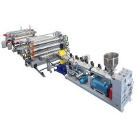 Buy cheap ABS SINGLE LAYER, MULTI-LAYERS COMPOSITE SHEET PRODUCTION LINE from wholesalers
