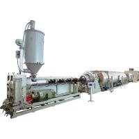 Buy cheap PE PIPE PRODUCTION LINE from wholesalers