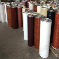 Buy cheap Custom Made Jumbo Roll Wood Grain Hot Stamping Foil For Plastic from wholesalers