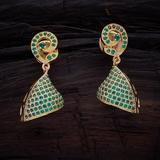 Buy cheap Zircon Green Earring 84795GR from wholesalers