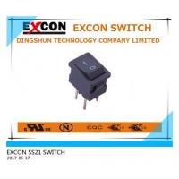 Buy cheap ROCKER SWITCH WITH STRAIGHT LEGS from wholesalers