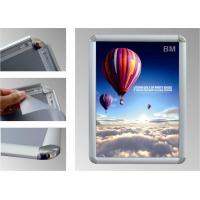 Buy cheap 20mm snap frame (round corner) from wholesalers