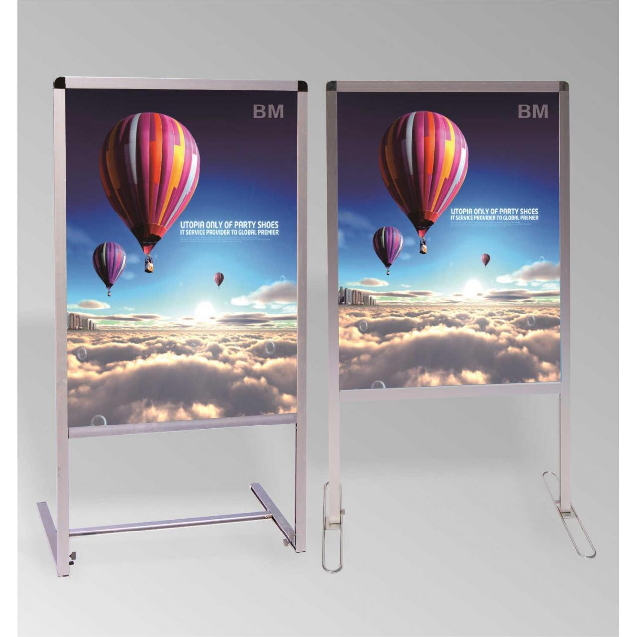 Buy cheap poster frame with feet from wholesalers