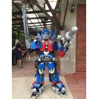 China Halloween event entertainment with robot suit wholesale