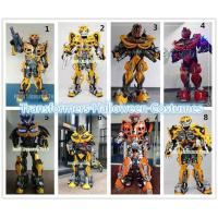 China Transformers Halloween Costumes Adults Make Your Halloween Unique wholesale