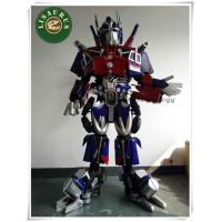 China Cosplay 3D Deluxe Optimus Prime Transformers Movie Superhero Suit for Men wholesale