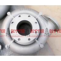 China Mission Pump Casing Housing Wear Pad wholesale