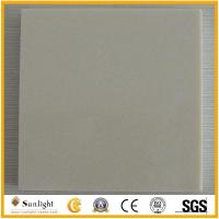 China pure beige artificial marble wholesale