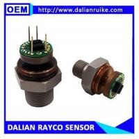 Buy cheap High performance micro fusion pressure sensor core with industrial standard thread from wholesalers