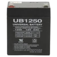 China 12V 5AH SLA Battery for POWERSONIC PS-1242 PS-1250 on sale