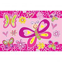 "China BUTTERFLIES - 54"" X 72"" TABLECOVER wholesale"