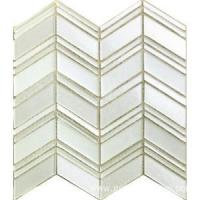 China simple and modern wave mosaic wholesale