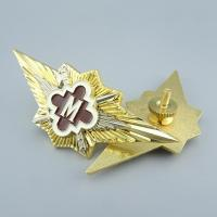 China Screw Lapel Pin wholesale