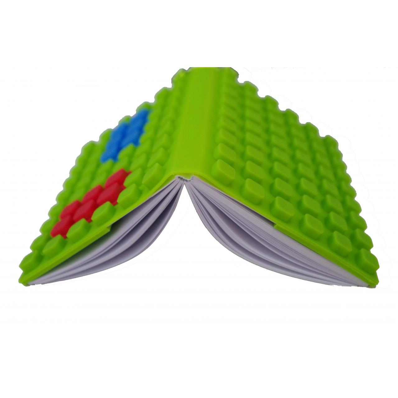 Silicone Book Cover with Block