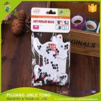 China Factory direct sale novel design diy mini hama beads coaster with different size wholesale