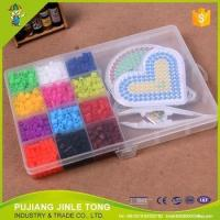 Main product fashionable direct selling pe perler beads toy for sale