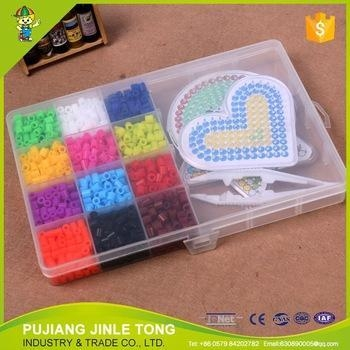 Quality Main product fashionable direct selling pe perler beads toy for sale for sale