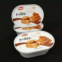 Buy cheap Inner Packing Food Container Caramel Nougat Box from wholesalers
