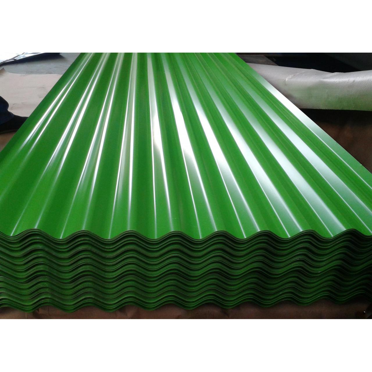 Color Corrugated Roofing Sheets