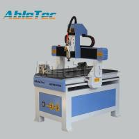 China mini cnc router cutting machine with Vacuum table ABG6090 on sale