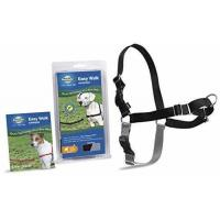 China PetSafe Easy Walk Harness, Medium, BLACK/SILVER for Dogs wholesale