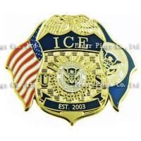 China Cloisonn lapel pins wholesale