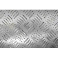 Quality 1000 5-bars Aluminum Tread Plate for sale