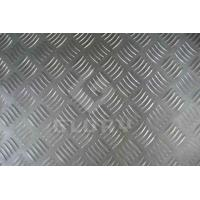 Buy cheap 6000 5-bars Aluminum Tread Plate from wholesalers